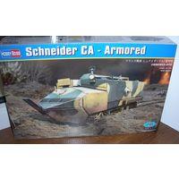 83862Schneider CA - Armored1\35HOBBY BOSS
