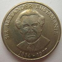 Ямайка 1 доллар 1991 г. (u)