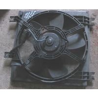 100720 Вентилятор основного радиатора Mazda 626 lift 2.0 ditd RF2A