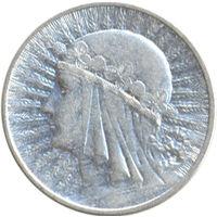 Польша 2 злотых 1934г. Ядвига