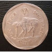 Индия 1 рупия