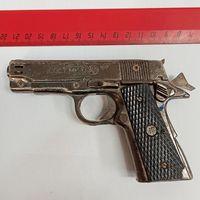 Пистолет зажигалка. Colt MK IV