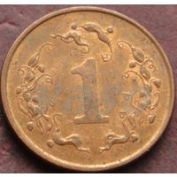 3403:  1 цент 1989 Зимбабве