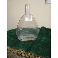 Бутылка SCHWIETZKE Германия, старая, штоф, графин 0.7 литра
