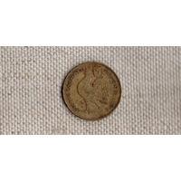 Экваториальная Французская Африка 50 сантимов 1942/петух(Sp)