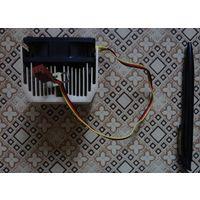 Радиатор с кулером компьютерный