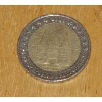 Германия 2006 2 евро Шлезвиг-Гольштейн двор G  VF