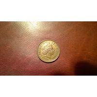 1 пенни 2000 год Великобритания (а)