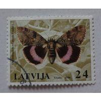 Латвия.1996.мотылек