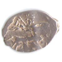 Копейка 1611-1617 Шведская оккупация Новгорода _состояние XF