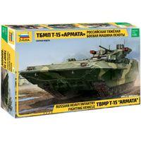 ЗВЕЗДА 3681 - Российская тяжелая боевая машина пехоты ТБМП Т-15 БАРБАРИС / Сборная модель 1:35
