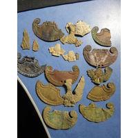 Польские орлы кокарды реставраторам разумный торг