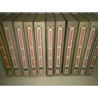 Миры Гарри Гаррисона собрание сочинений тома 1-8 плюс 3 тома Эдем. 11 книг цена за все.