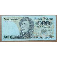 500 злотых 1982 года - Польша
