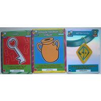 Карточки Скуби-Ду (Scooby-Doo). Цена за 1 шт. (a2)