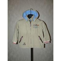Фирменная курточка  холодное ЛЕТО  . Произведена в Германии. Как новая