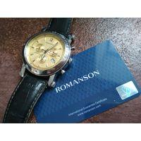 Часы ROMANSON кварцевые