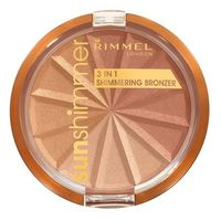 Rimmel бронзер-шиммер, 001 gold princess (3078)