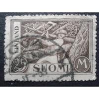 Финляндия 1930 стандарт, лесоруб