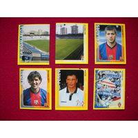 Наклейка Panini Super Campeonato 98-99