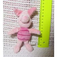 Мягкая игрушка мультяшный поросёнок Пятачок-2