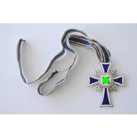 Материнский крест в серебре. Оригинал. Арт 9