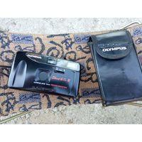 Фотоаппарат плёночный Olympus, редкий супер лот