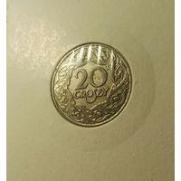 20 грош 1923 Польша