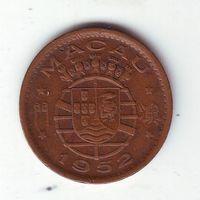 Макао. 10 авос 1952 г.