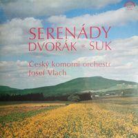A. Dvorak/J. Suk (Serenady)1981, Supraphon, LP, NM