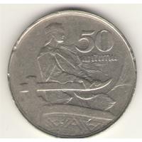 50 сантим 1922 г.