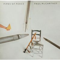 Paul McCartney /Pipes Of Peace/1983, Odeon, LP, NM, Holland
