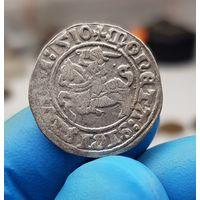 Монета Литва 1510 серебро С 1 Рубля без МЦ
