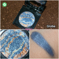 ТЕНИ для век Fashionista Double Take Baked Eyeshadow оттенок Globe 3