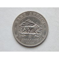 Британская Восточная Африка 1 шиллинг 1948г