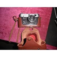 Фотоаппарат ФЭД(FED)-3.