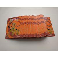 Карточки Скуби-Ду (Scooby-Doo)+контейнер