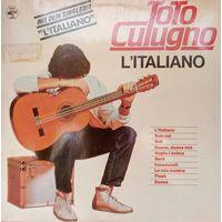 ToTo Cutugno/L'ITALIANO/1983, EMI, LP, EX, Germany