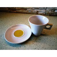 Чашка с блюдцем Dolce Gusto