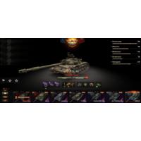 Аккаунт world of tanks.