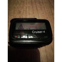 Пейджер cruiser-4 полнлстью рабочий