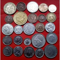 25 портретных монеток без повторов. #13 Старт с 10 копеек.