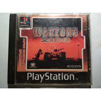 Warzone 2100 . Sony PlayStation