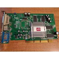 Видеокарта AGP Sapphire RADEON 9250 256MB