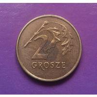 2 гроша 1992 Польша #02