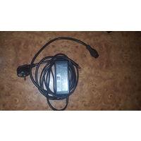 Зарядное для ноутбука Dell HP, 19.5 вольт, 3.34а. Оригинал. Штекер 7.4мм