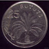 25 бутут 1998 год Гамбия