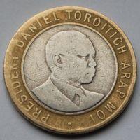 Кения, 10 шиллинг