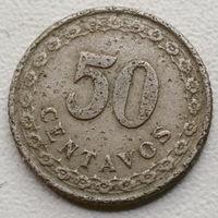 Парагвай 50 сентаво 1925