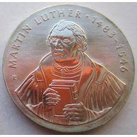 ГДР. 20 марок 1983. Серебро. 267